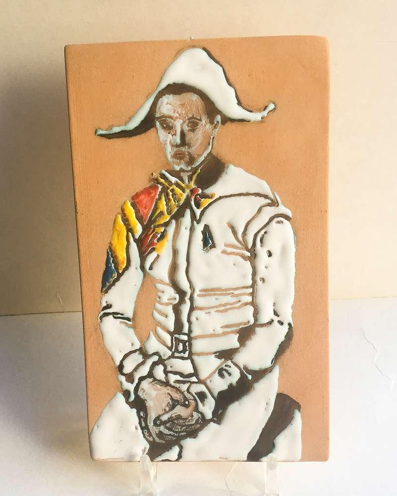 Figura Di Arlecchino Omaggio A Picasso Www Quisquinaprodotti It