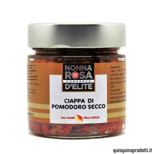Dried Tomato in Oil 240 g