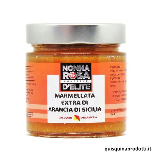 Extra Orange Marmalade 250 g