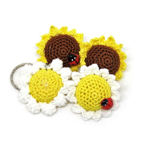 Daisy and Sunflower Flowers
